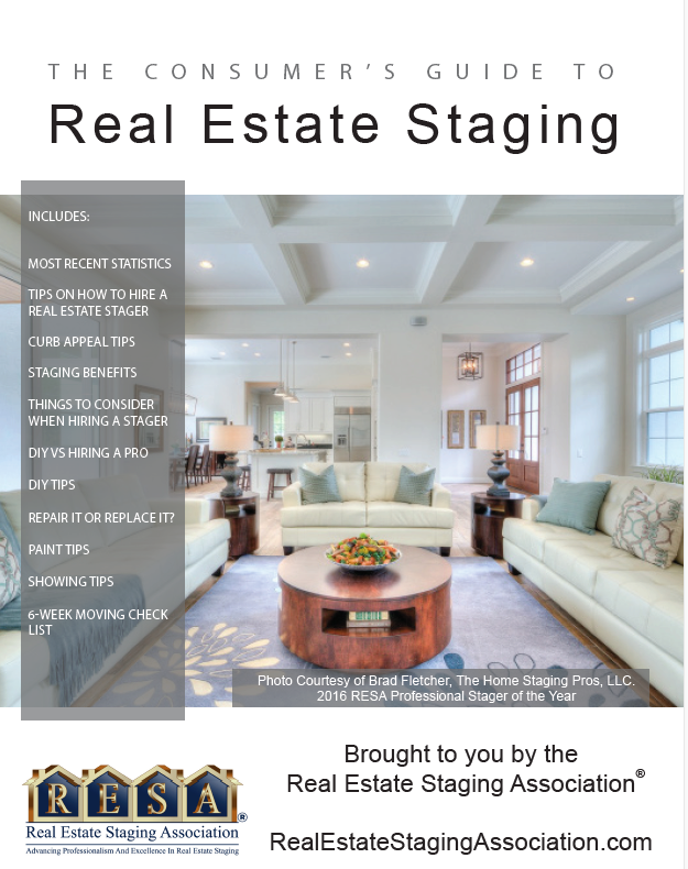Real Estate Staging Association Report 2016
